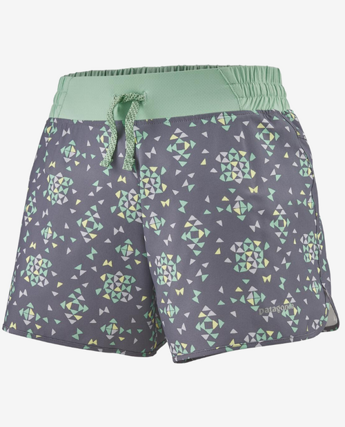 Womens Nine Trails Shorts - 6 in