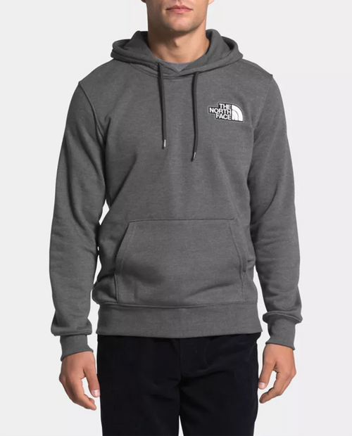 Mens Patch P/O Hoodie