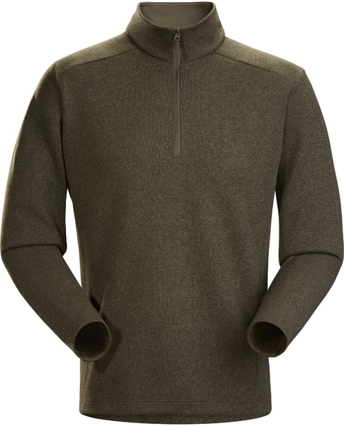 Mens Covert LT 1/2 Zip