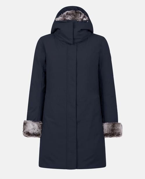 Womens Hooded Coat
