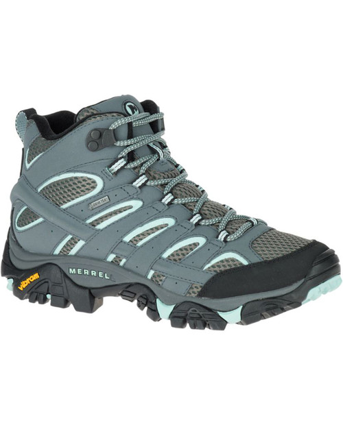Womens Moab 2 Mid GTX Wide