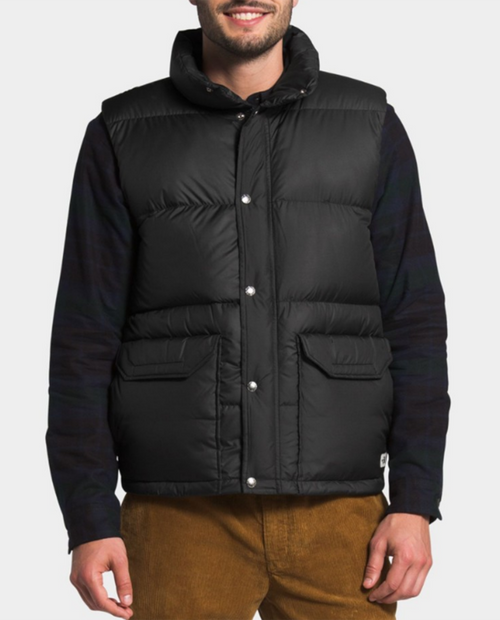 Mens Sierra Down Vest