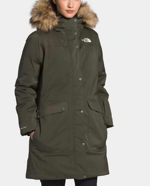 Womens New Defdown Futurelight Jacket