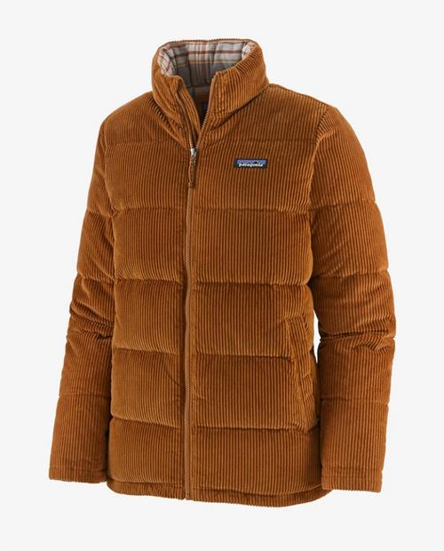 Womens Cord Fjord Coat
