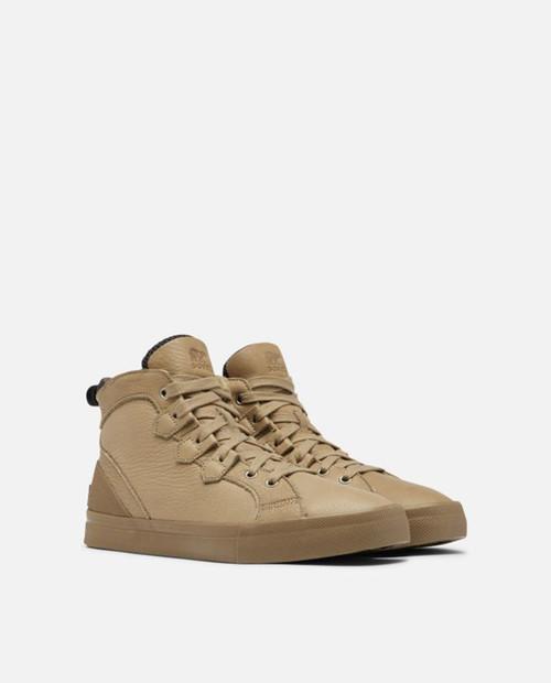 SOREL Mens Caribou Sneaker Mid WP
