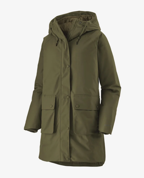 Womens Great Falls Insulated Parka