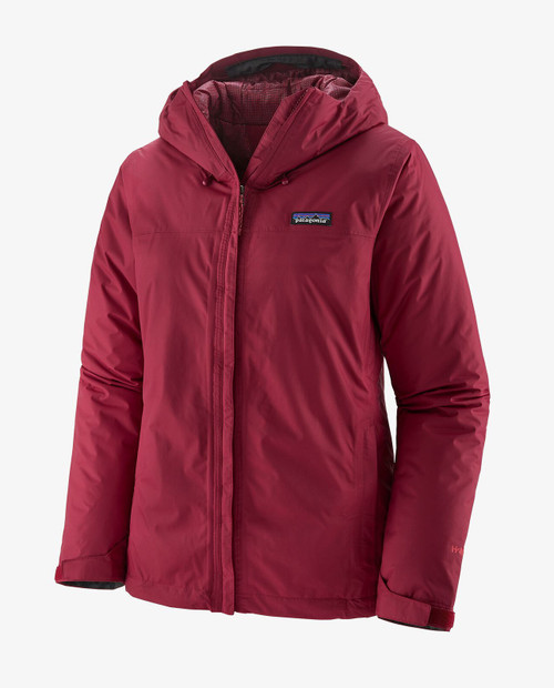 PATAGONIA Womens Insulated Torrentshell Jacket