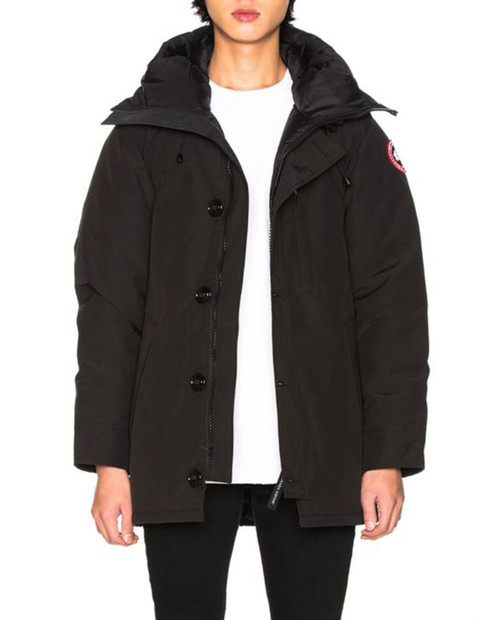 CANADA GOOSE Mens Chateau Parka No Fur