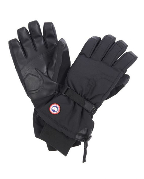CANADA GOOSE Mens Down Gloves F15