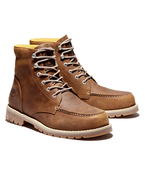 Mens Redwood Falls Moc Toe WP Boot