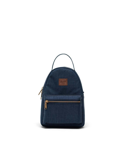 HERSCHEL Nova Mini in Denim Crosshatch