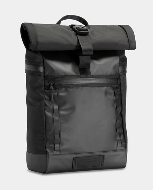 Tech Roll Top Backpack