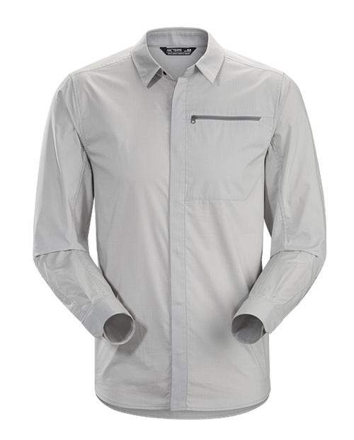 ARCTERYX Mens Long Sleeve Kaslo Shirt