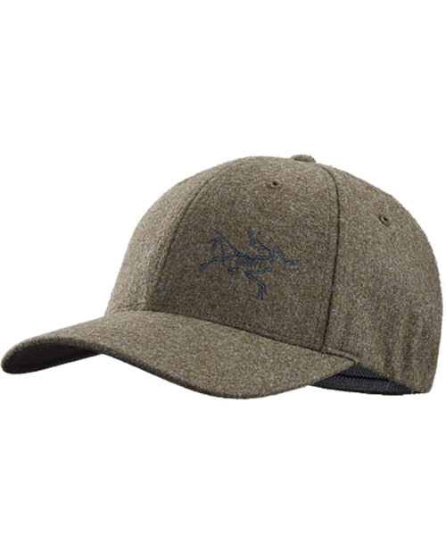 ARCTERYX Wool Base Ball Cap