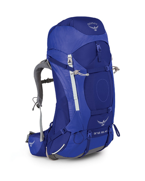 OSPREY PACKS Ariel AG 55 Tidal Blue Womens XSmall