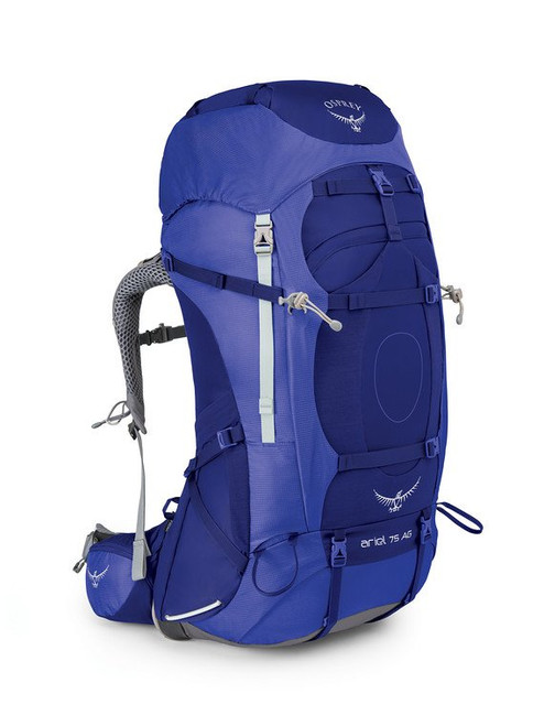 OSPREY PACKS Ariel AG 75 Tidal Blue Womens Medium