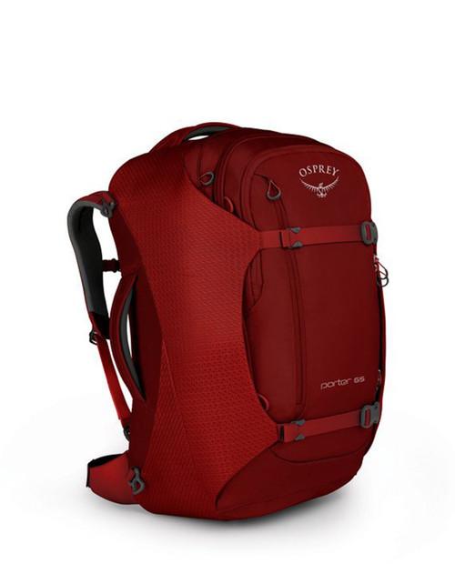 OSPREY PACKS Porter 65 - Diablo Red