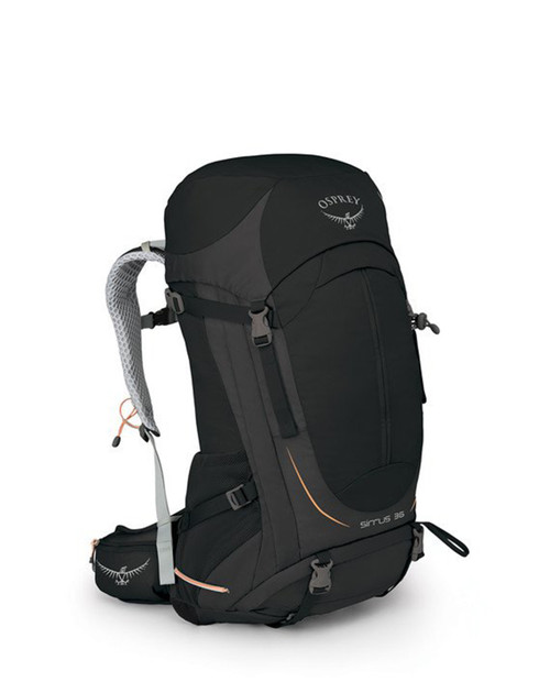 OSPREY PACKS Sirrus 36 - Black WX/S