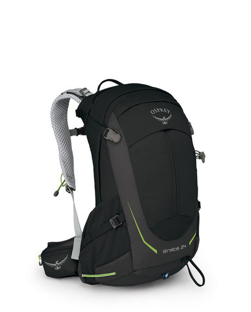 OSPREY PACKS Stratos 24 Black