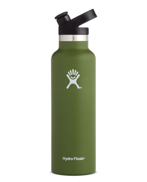 HYDRO FLASK 21 oz Standard Mouth Sport Cap