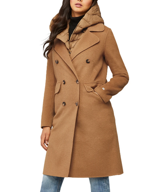 Womens 3 in 1 Coat