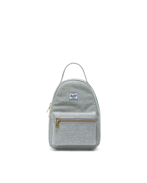 HERSCHEL Nova Mini - Poly Light Grey XX