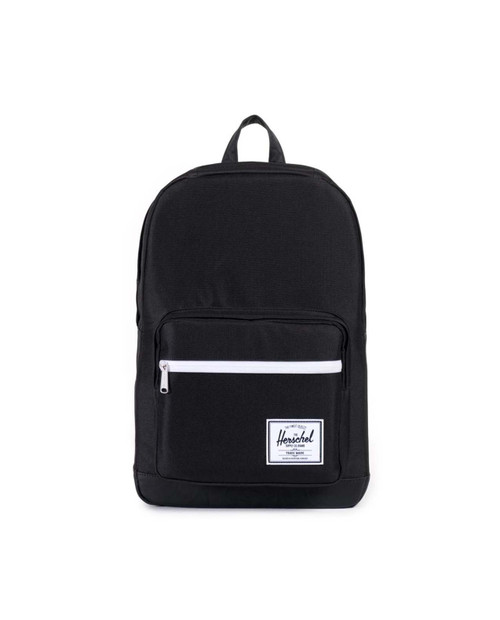 HERSCHEL Pop Quiz - Black Black PU