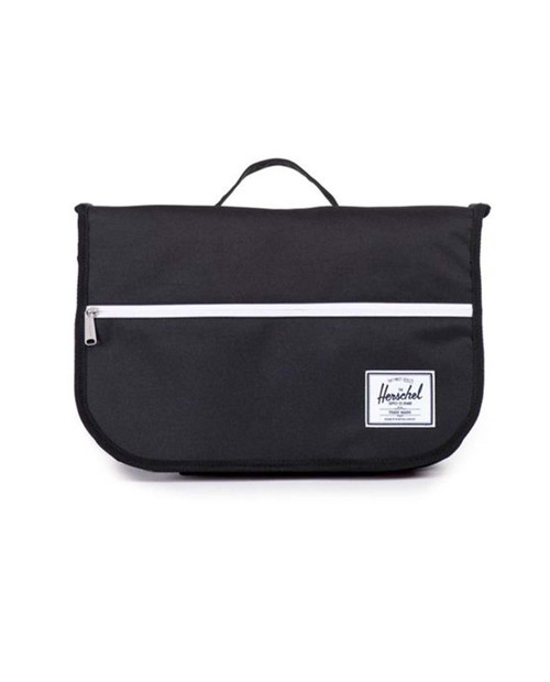 HERSCHEL Pop Quiz - Poly Black X Black