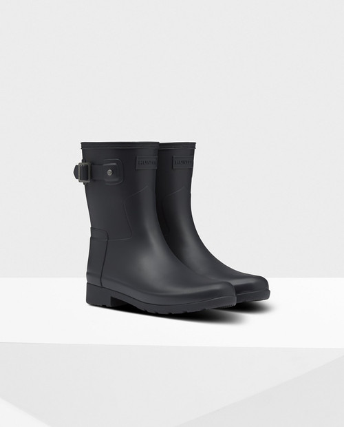 HUNTER BOOTS Original Refined Short