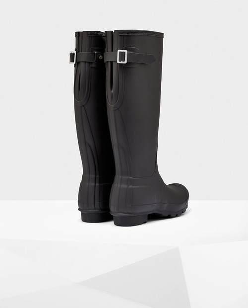 HUNTER BOOTS Womens Back Adjust Original Boot