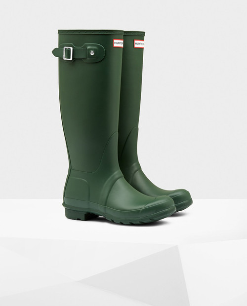 HUNTER BOOTS Womens Iconic Original