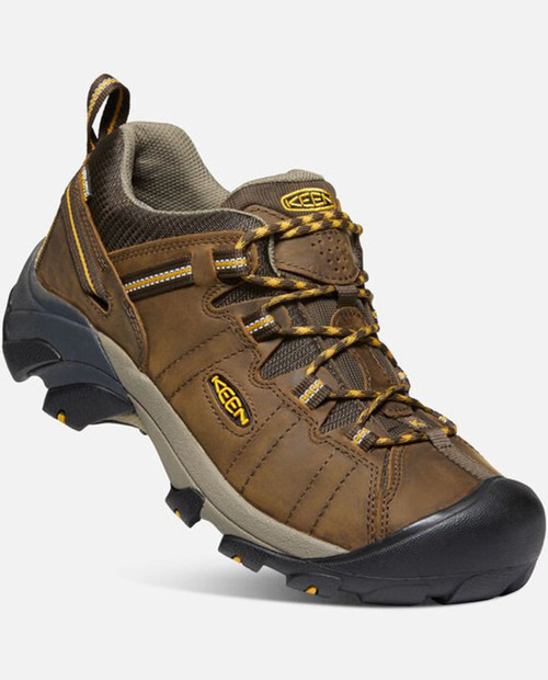 KEEN Mens Targhee II Waterproof