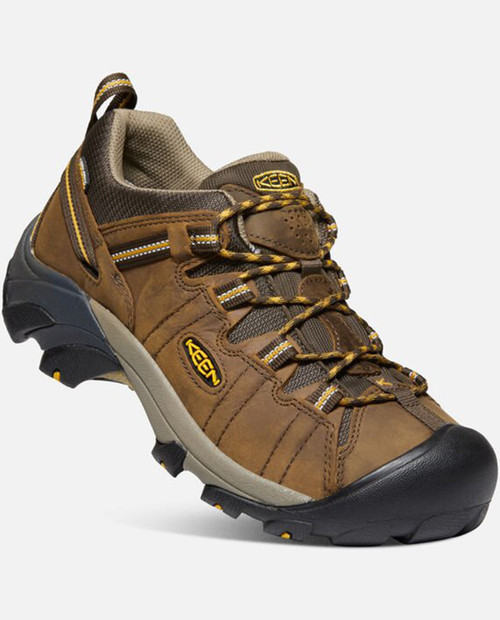 KEEN Mens Targhee II Waterproof Wide