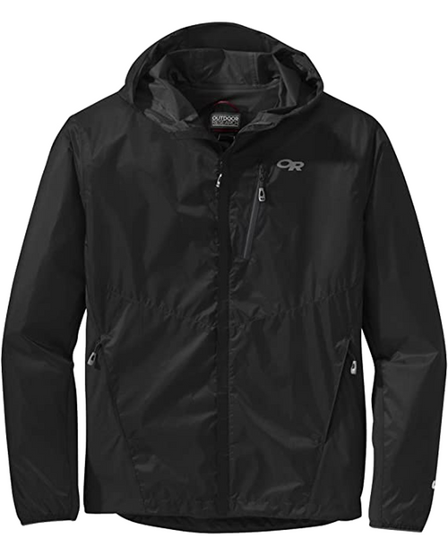 Mens Helium Hybrid Hooded Jacket
