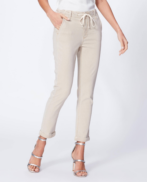 Drawstring Pant with Cuff