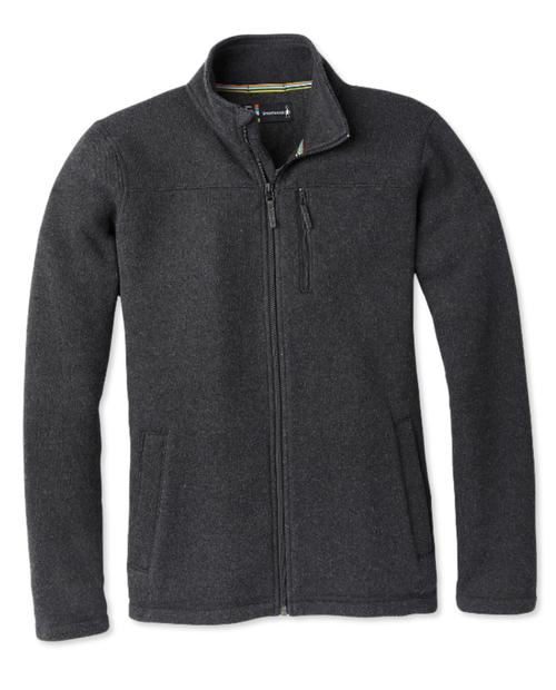 Mens Hudson Trail Fleece Full Zip Jacket