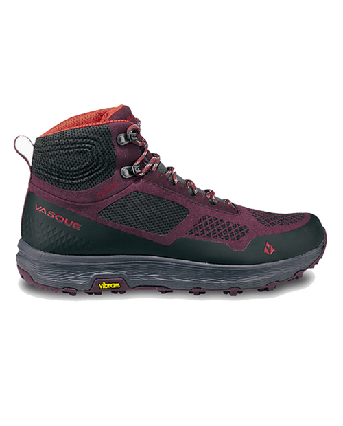 VASQUE Breeze LT GTX - GARGOYL/JETBLK