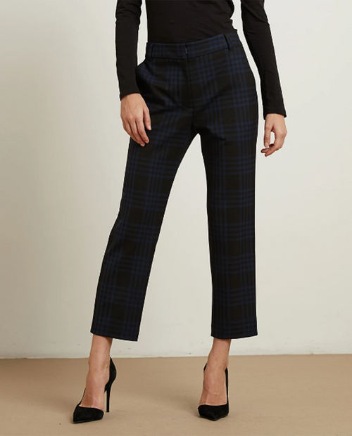 Allison Plaid Pants