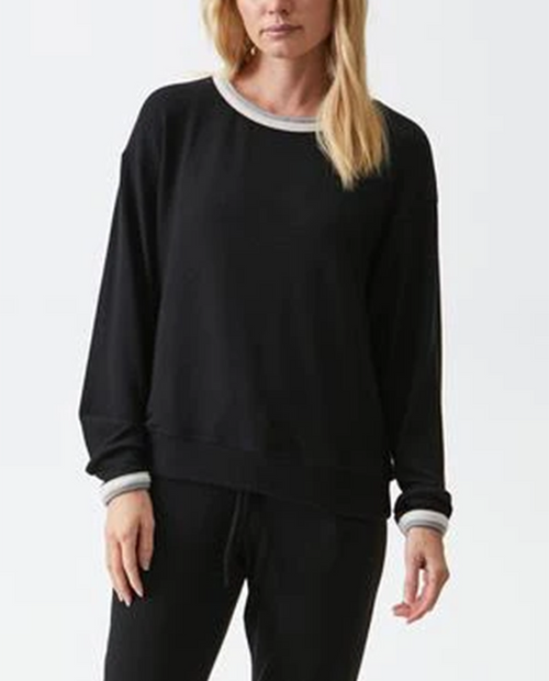 Womens Tate scp Neck Pullover