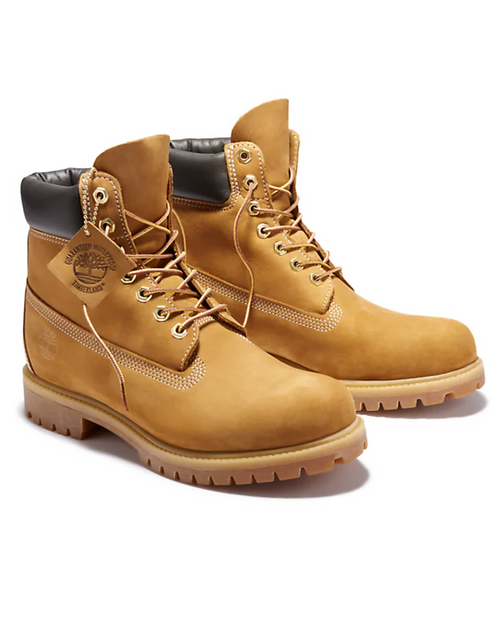 TIMBERLAND Mens 6in Premium Boot - 713_WHEAT/YELLOW
