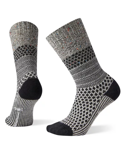 Womens Popcorn Cable Sock