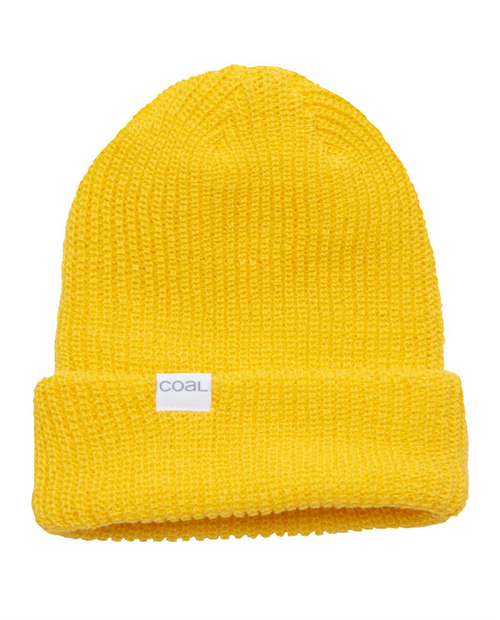 Coal The Stanley Beanie - YLW_Yellow - One Size