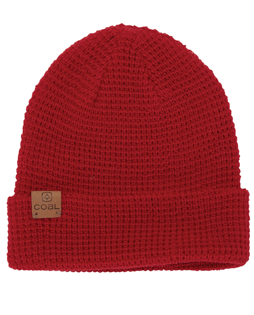 Coal The Juno Beanie - RED_Red - One Size