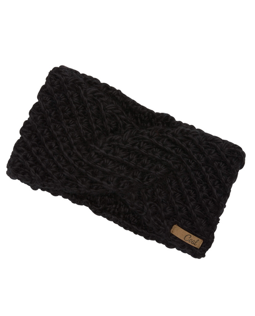 Coal The Maizy Ear-warmer - BLK_Black - One Size