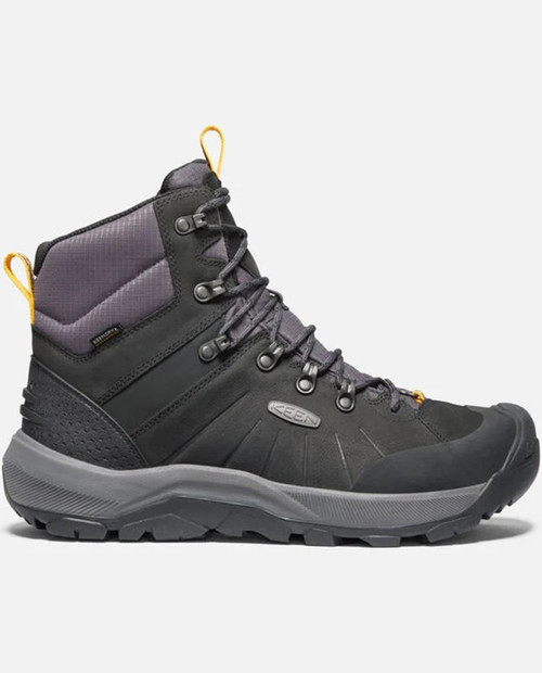 Keen Mens Revel IV Mid Polar M-BLACK/MAGNET