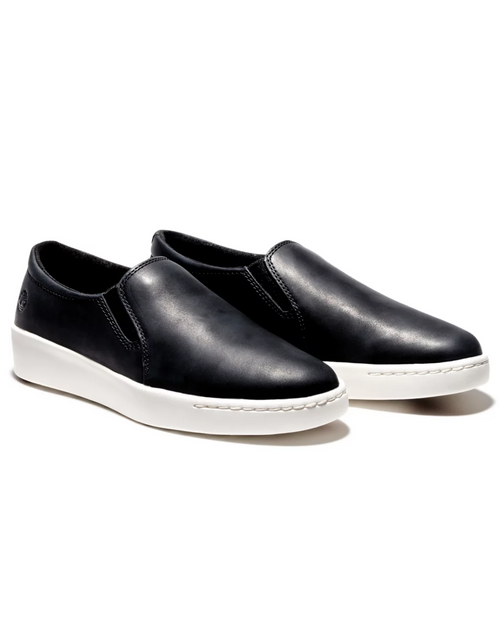 Teya Slip On Black/JetBlack