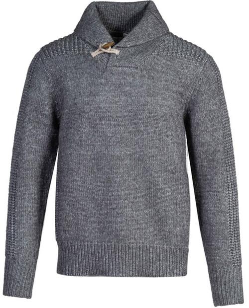 SCHOTT NYC Shawl Collar Sweater