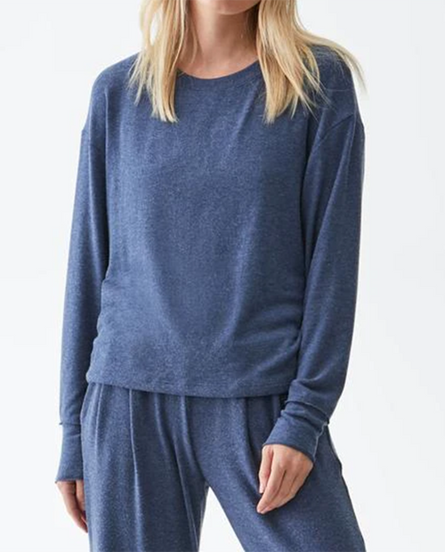 Chloe Scoop Neck Pullover