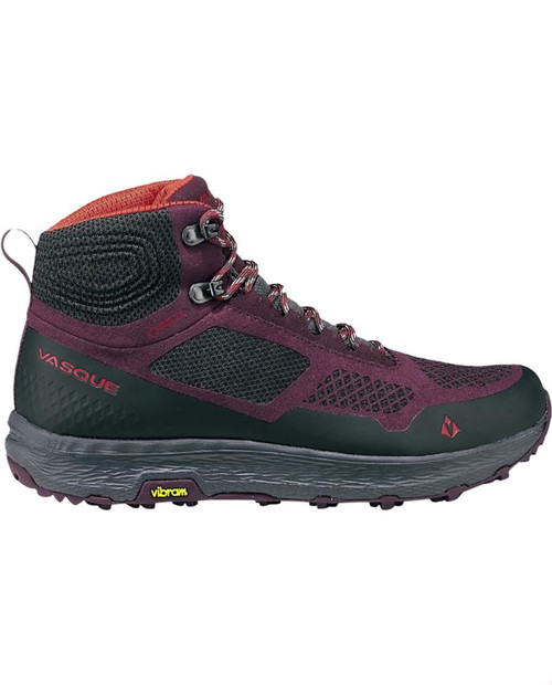 Womens BREEZE LT GTX - EGGPLANT/ANTHRA