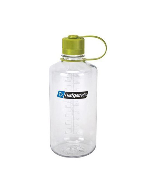 NALGENE Tritan NM 1qt Clear w/ Green Lid